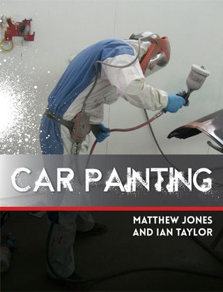 Cover Art: 'Car Painting' by Matthew Jones and Ian Taylor