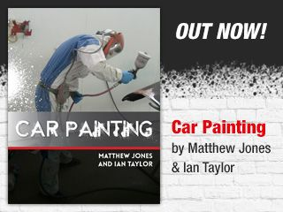 Car Painting by Matthew Jones and Ian Taylor
